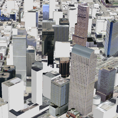 Image 3D Cities Link to 3D Cities Page