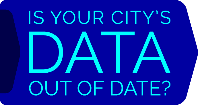Image Link To Is Your City's Data Out of Date?