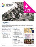 Image of CitySets Product Sheet