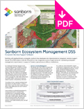 Image of EcoSystem DSS Product Sheet