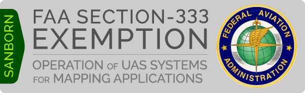 Link to FAA-333 Exemption