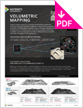 Image of Volumetric Mapping Product Sheet