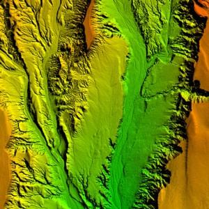 LiDAR Mapping - Elevation Data