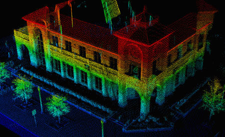 Geospatial Solutions | Lidar Maps | Mapping Software