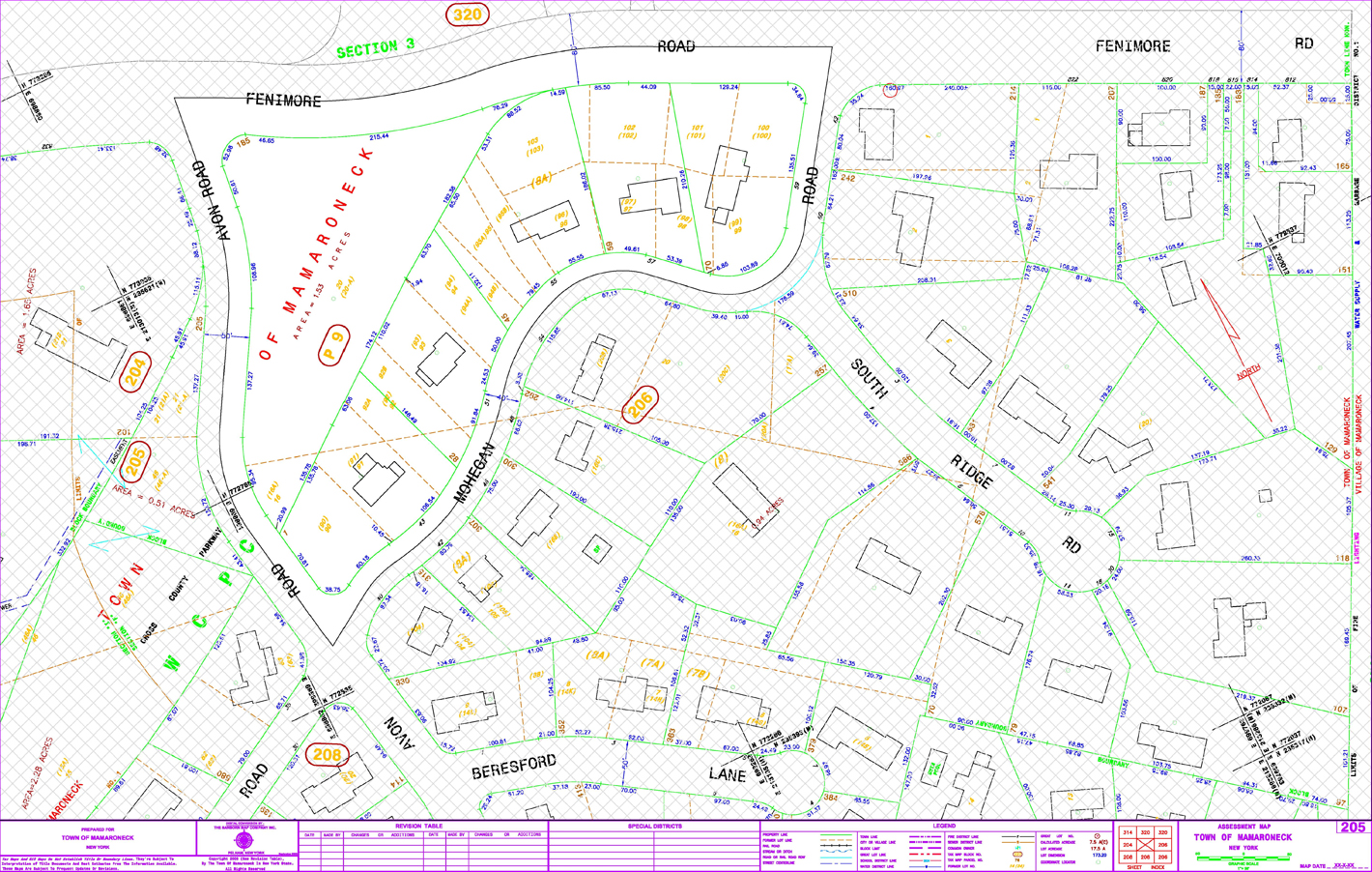 Parcel Mapping Case Study Image Town of Mamaroneck NY