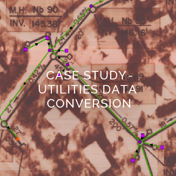 Link to Utilities Data Conversion Case Study