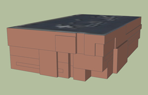 3D True Architectural Buildings Sample Image