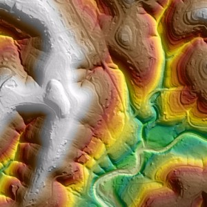 LiDAR Elevation Data