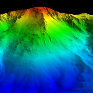 LiDAR Imagery - Pike's Peak- Colorado Springs, CO