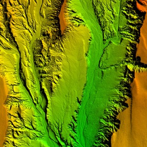 LiDAR Mapping - Elevation Data