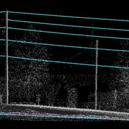 Mobile LiDAR Sample Imagery