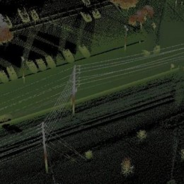 Mobile LiDAR Sample Imagery