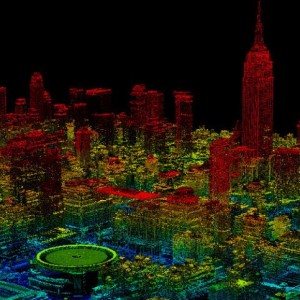 Solar Mapping / LiDAR Sample Imagery