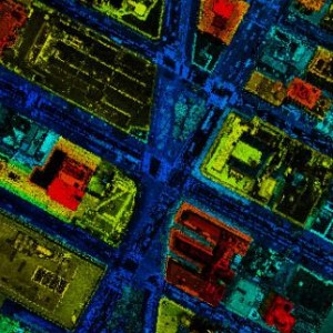 Solar Mapping / LiDAR Sample Imagery